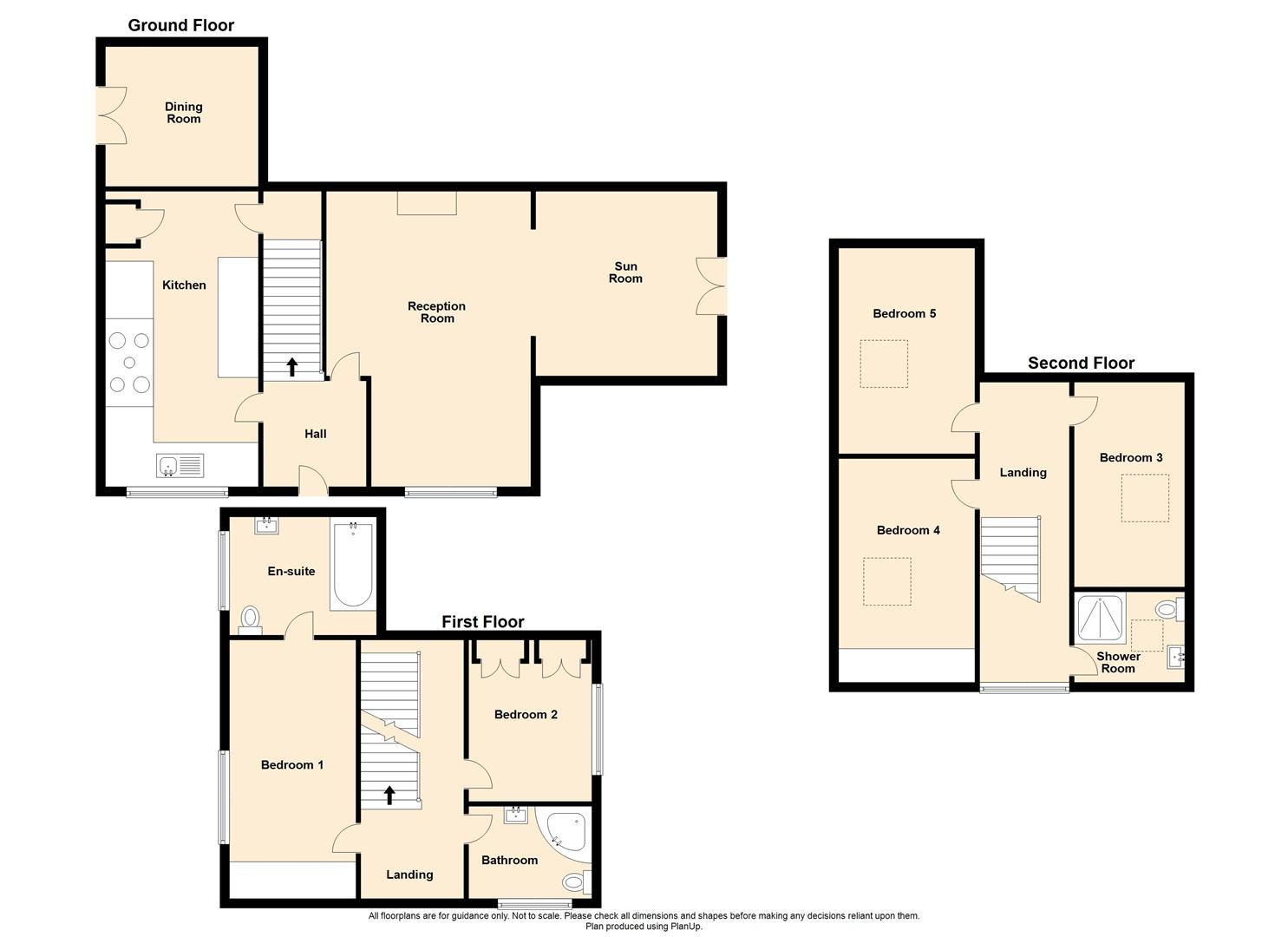 5 Bedroom Semi-detached House For Sale - Willow Barn.jpg